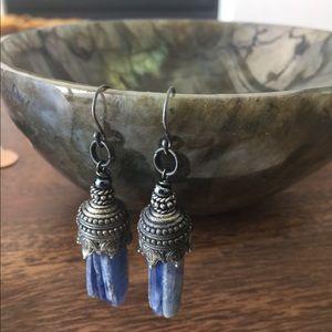 Jewelry - Beautiful Kyanite unique Earrings